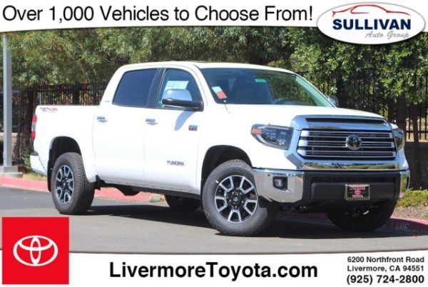 2020 Toyota Tundra in Livermore, CA