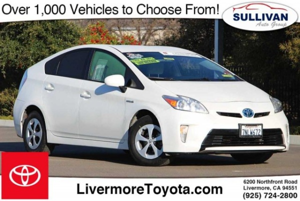 2015 Toyota Prius in Livermore, CA