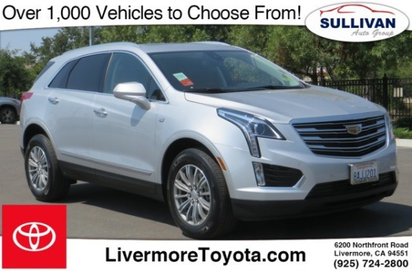 2018 Cadillac XT5 in Livermore, CA