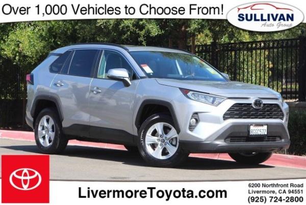 2019 Toyota RAV4 in Livermore, CA