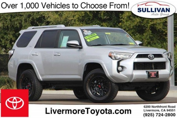 2017 Toyota 4Runner in Livermore, CA