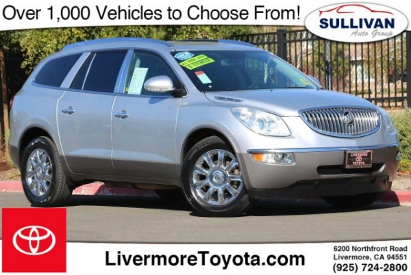 2011 Buick Enclave in Livermore, CA