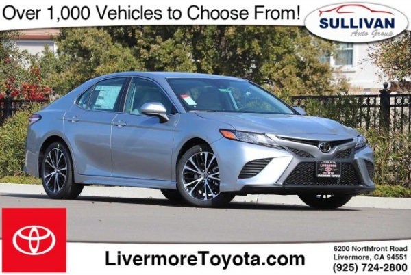 2020 Toyota Camry in Livermore, CA