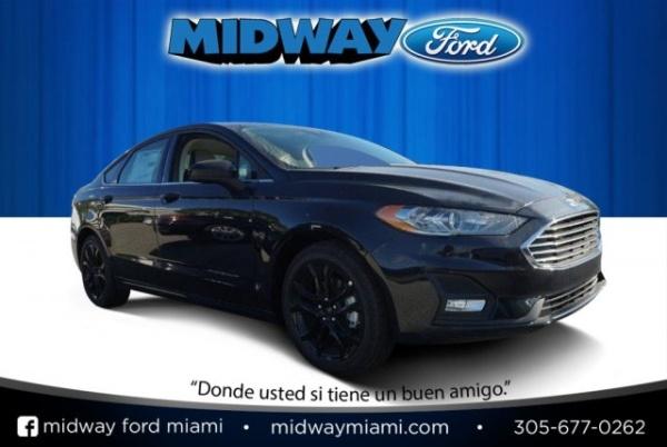2020 Ford Fusion in Miami, FL