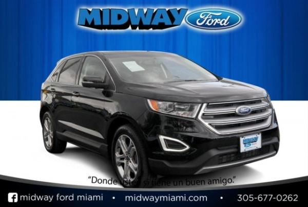 2018 Ford Edge in Miami, FL