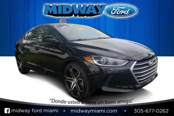 2018 Hyundai Elantra in Miami, FL