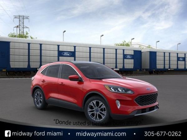 2020 Ford Escape in Miami, FL
