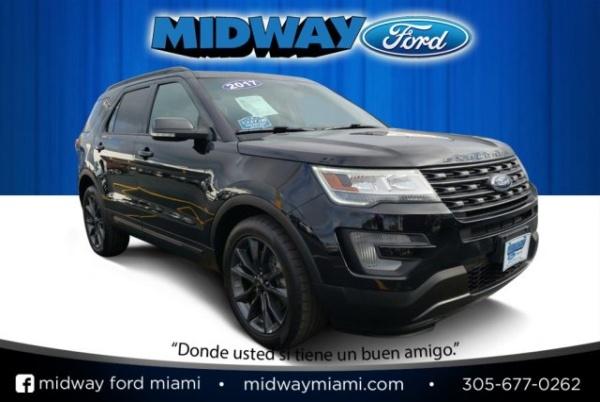 2017 Ford Explorer in Miami, FL