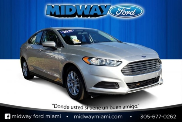 2016 Ford Fusion in Miami, FL