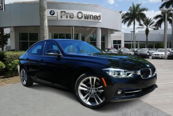 2016 BMW 3 Series in Coconut Creek, FL