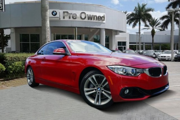 2016 BMW 4 Series in Coconut Creek, FL
