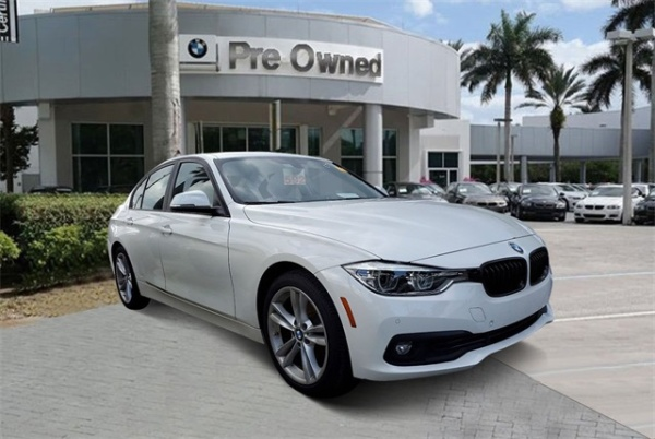 2017 BMW 3 Series in Coconut Creek, FL