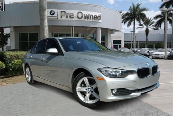 2015 BMW 3 Series in Coconut Creek, FL