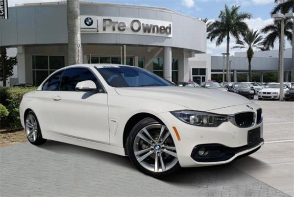 2018 BMW 4 Series in Coconut Creek, FL