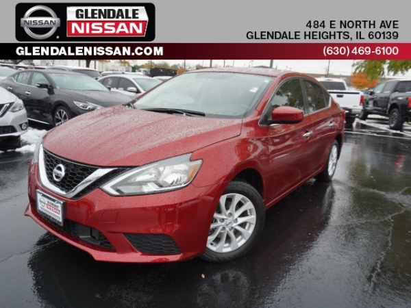 2018 Nissan Sentra in Glendale Heights, IL