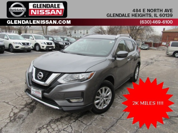 2017 Nissan Rogue in Glendale Heights, IL