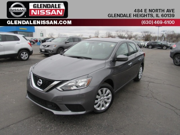 2019 Nissan Sentra in Glendale Heights, IL