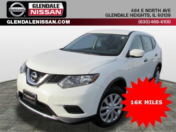 2016 Nissan Rogue in Glendale Heights, IL