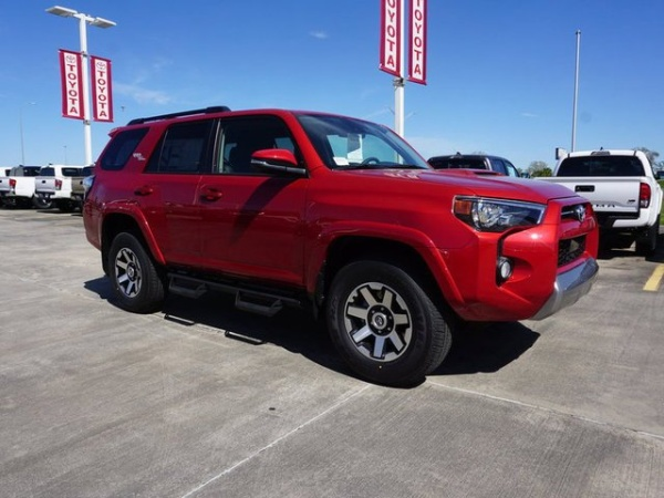 2020 Toyota 4Runner in Opelousas, LA