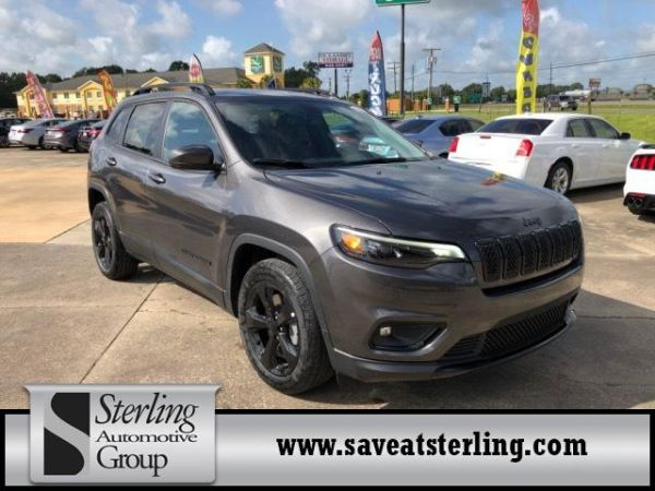 2019 Jeep Cherokee in Opelousas, LA