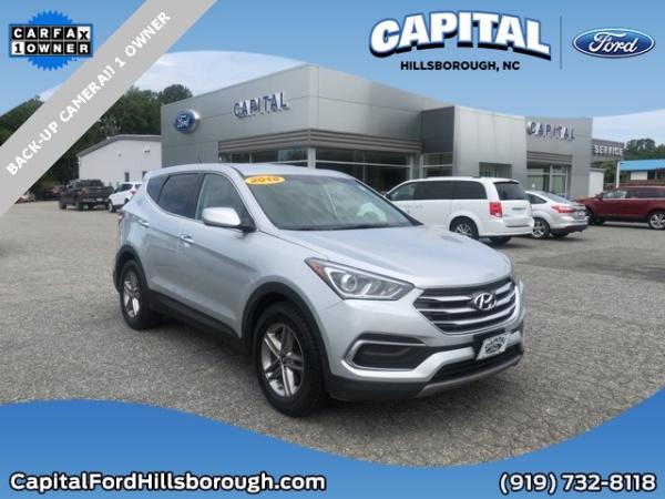2018 Hyundai Santa Fe Sport in Hillsborough, NC