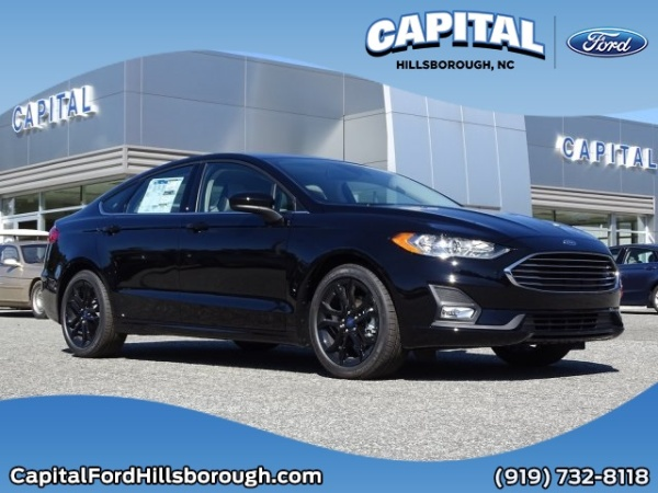 2020 Ford Fusion in Hillsborough, NC
