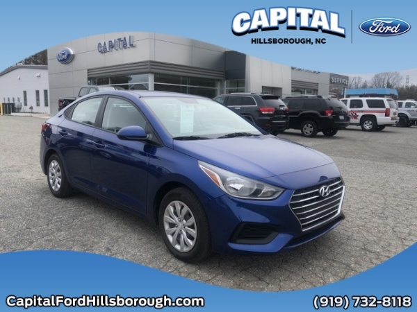 2019 Hyundai Accent in Hillsborough, NC