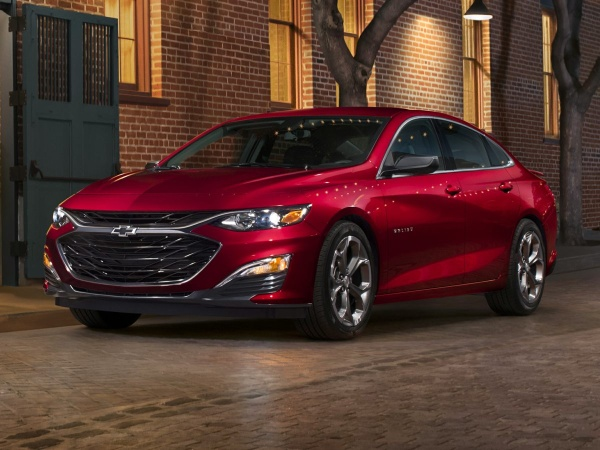 2019 Chevrolet Malibu in Hillsborough, NC