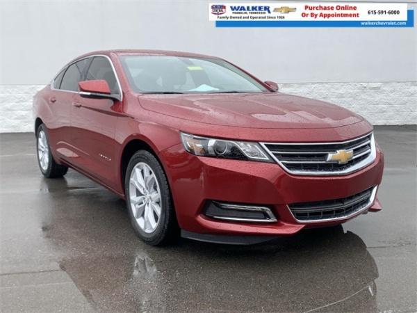 2020 Chevrolet Impala in Franklin, TN