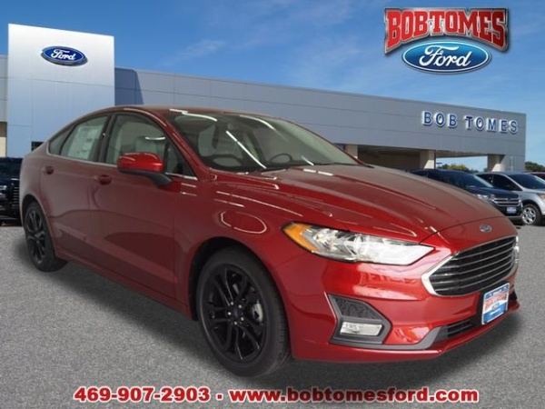 2020 Ford Fusion in McKinney, TX