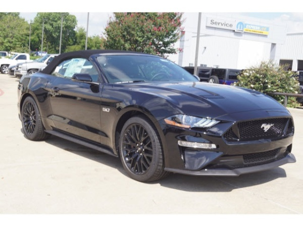 2019 Ford Mustang in McKinney, TX