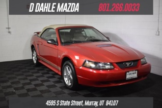 2002 Ford Mustang Deluxe Convertible For In Murray Ut