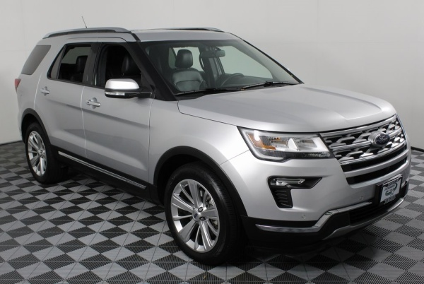 2019 Ford Explorer in Issaquah, WA