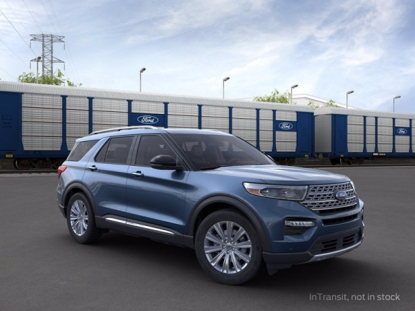 2020 Ford Explorer in Issaquah, WA