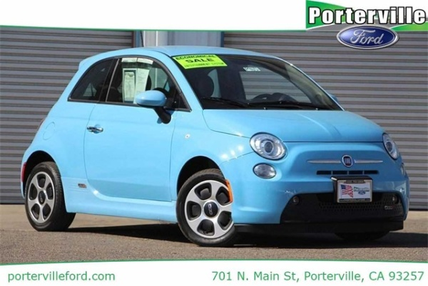 Fiat Bakersfield Used Cars