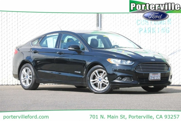 2016 Ford Fusion in Porterville, CA