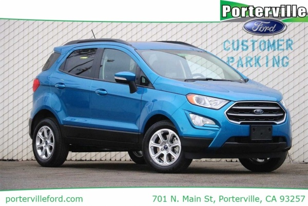 2020 Ford EcoSport in Porterville, CA