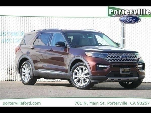 2020 Ford Explorer in Porterville, CA