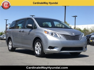 Used Toyota Sienna For Sale >> Used Toyota Siennas For Sale In Los Angeles Ca Truecar