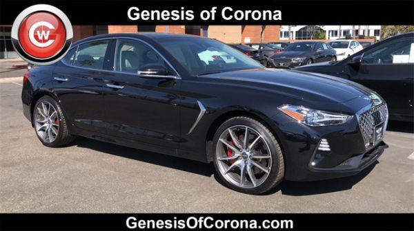 2020 Genesis G70
