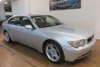 Bmw 760li For Sale >> Used Bmw 7 Series 760lis For Sale Truecar
