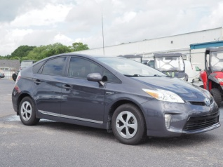 Exceptional Used 2014 Toyota Prius Two For Sale In Greenville, NC