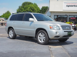 Used 2006 Toyota Highlander Hybrid FWD For Sale In Greenville, NC
