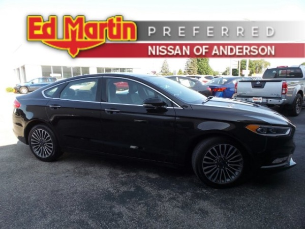 2017 Ford Fusion in Anderson, IN