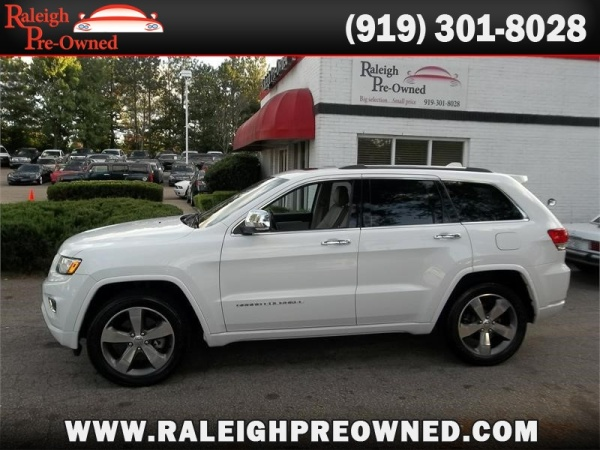 2015 Jeep Grand Cherokee in Raleigh, NC