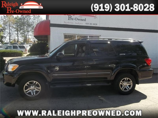 2005 Toyota Sequoia in Raleigh, NC