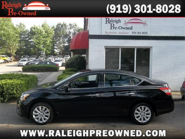 2015 Nissan Sentra in Raleigh, NC