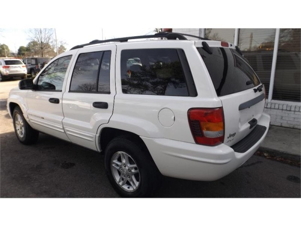 2004 Jeep Grand Cherokee in Raleigh, NC