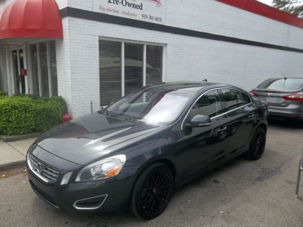 2012 Volvo S60 in Raleigh, NC