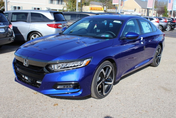 2020 Honda Accord in Roslyn, PA